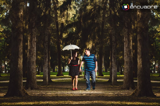 Engagement Session in peru