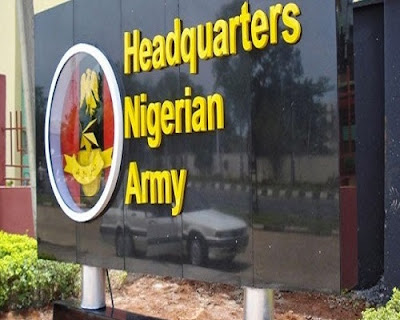 Breaking: Army Declares IPOB A Terrorist Organisation