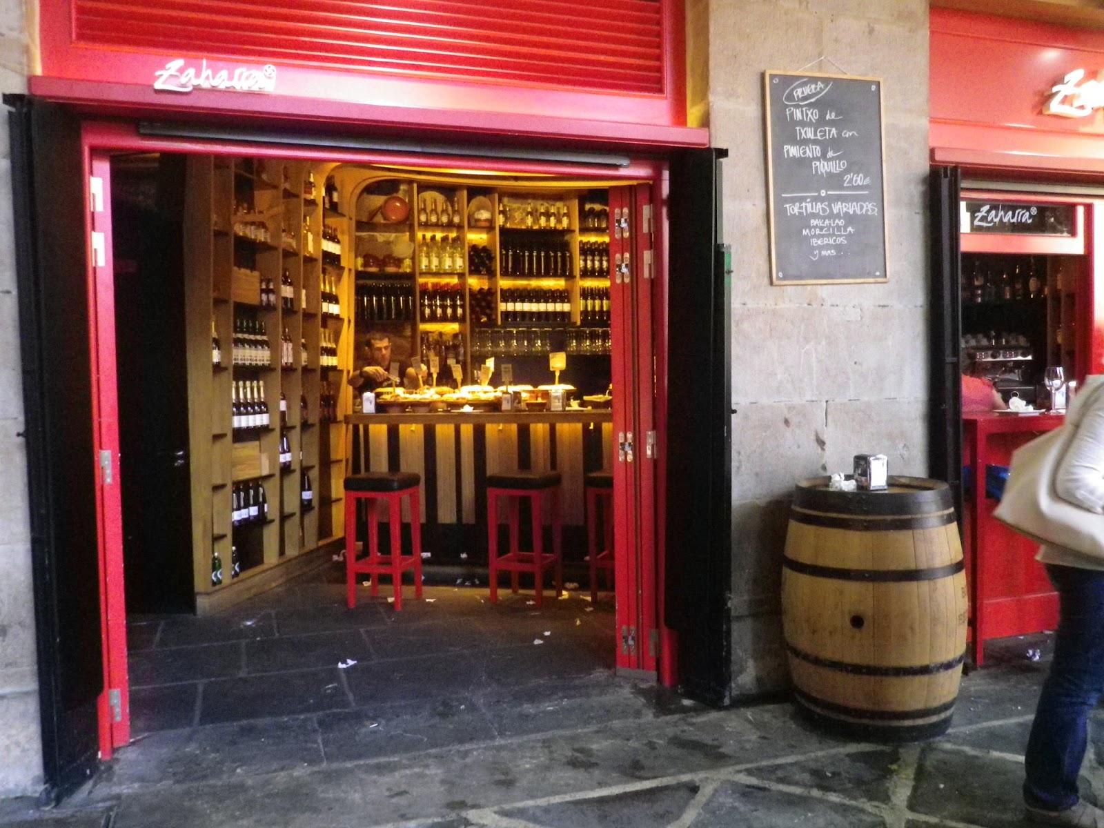 Bilbao pintxo