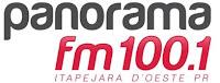 Rádio Panorama FM 101,5 de Itapejara D'Oeste PR