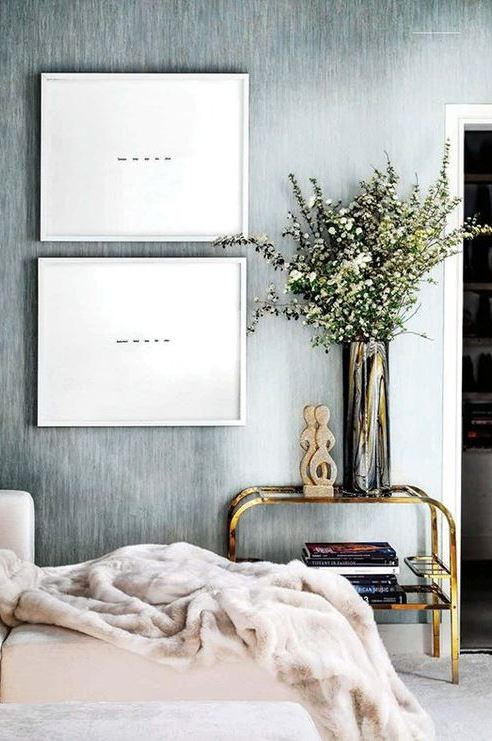 HOW TO ADD A GLAMOROUS TOUCH TO YOUR SPACE