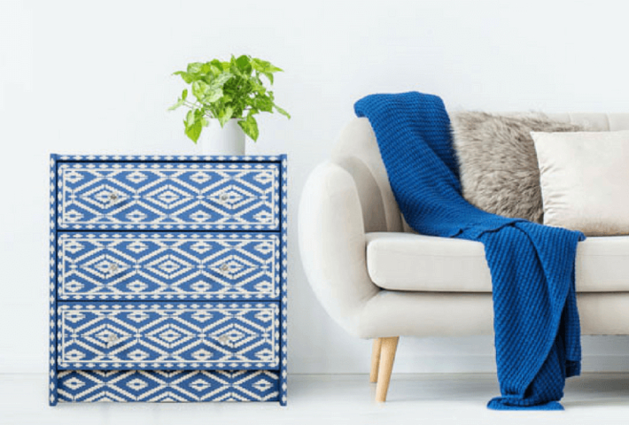 4 Ikeahack con la cómoda Rast de 25€