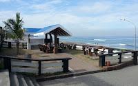 Row's school of surf at Puerto de San Juan Beach Resort and Hotel