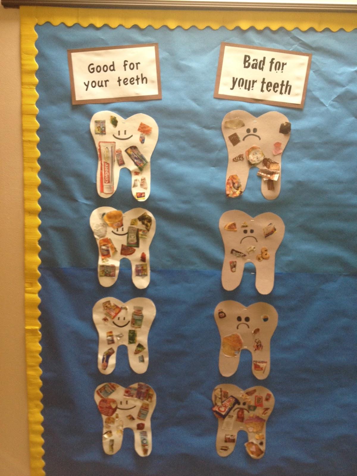 Mrs Hodge And Her Kindergarten Kids Dental Health