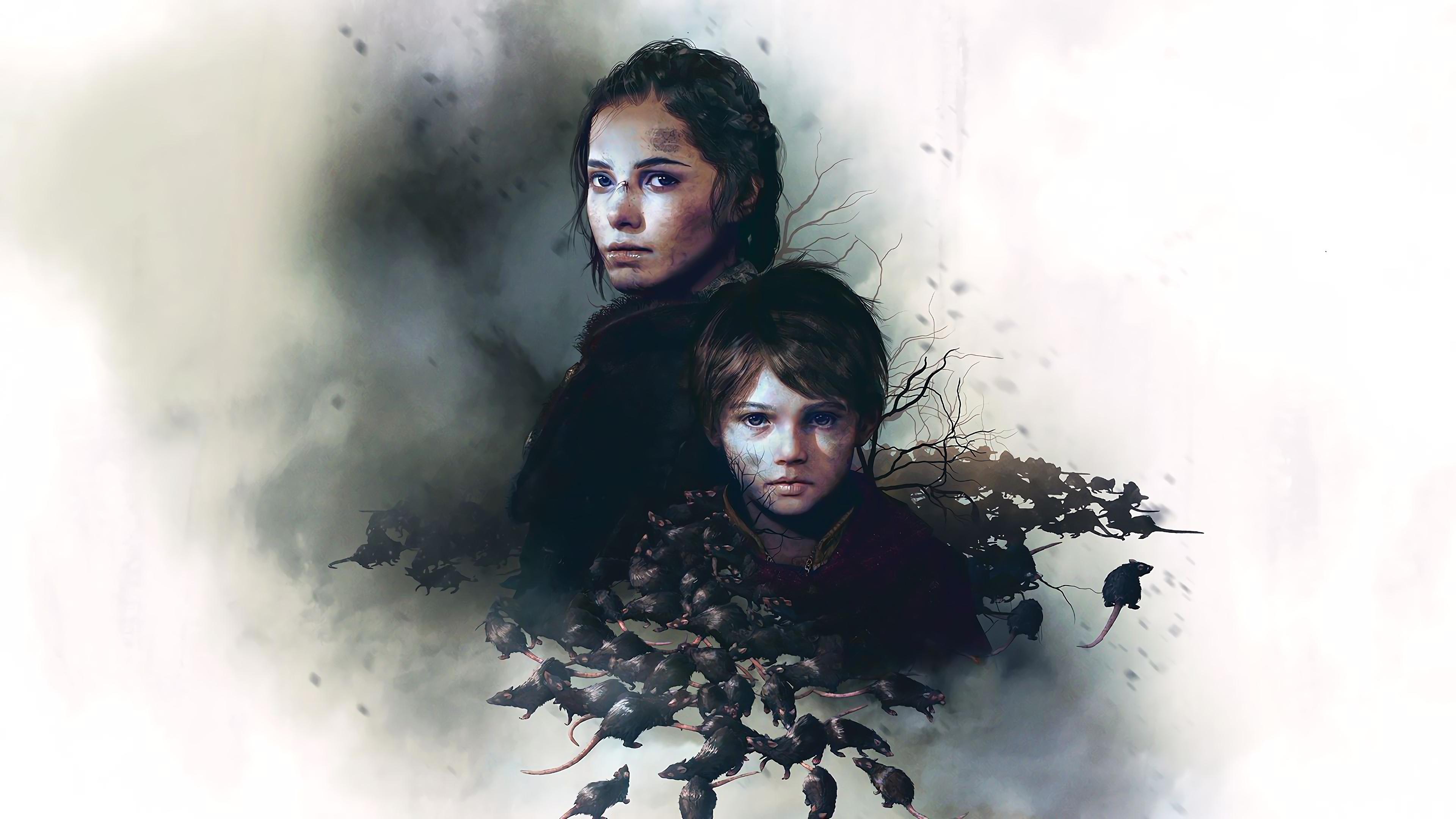 A Plague Tale Innocence 4k Wallpaper 2
