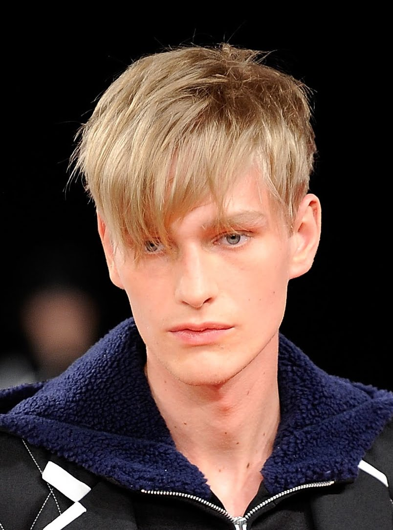 Men Hairstyle Pictures Male Celebrity Haircut Hairstyle