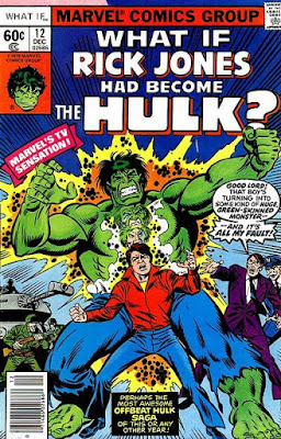 What If #12, Rick Jones becomes the Hulk