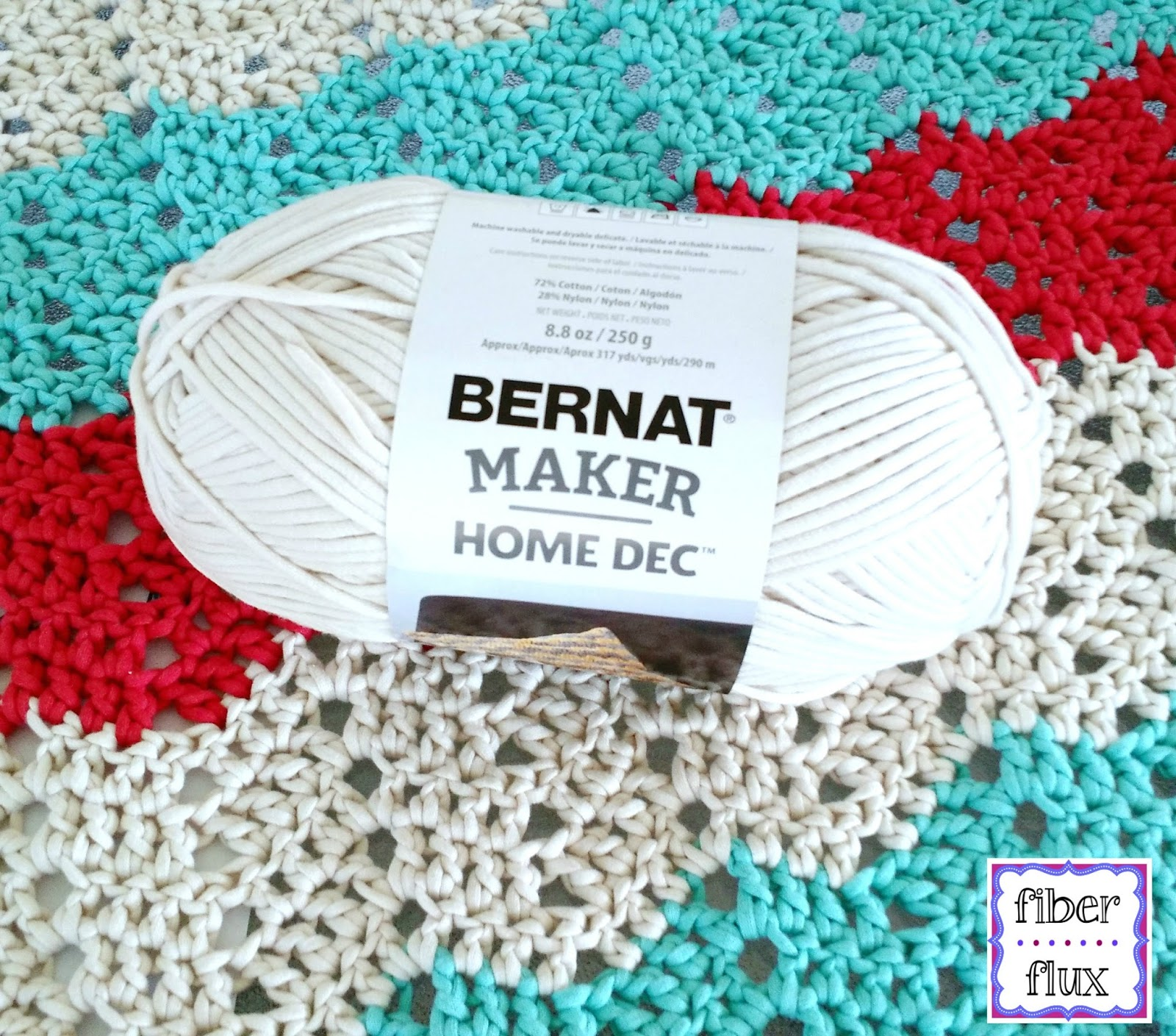 Fiber Flux Yarn 101 Bernat Maker Home Dec