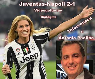 Juventus Napoli 2-1 Antonio Paolino