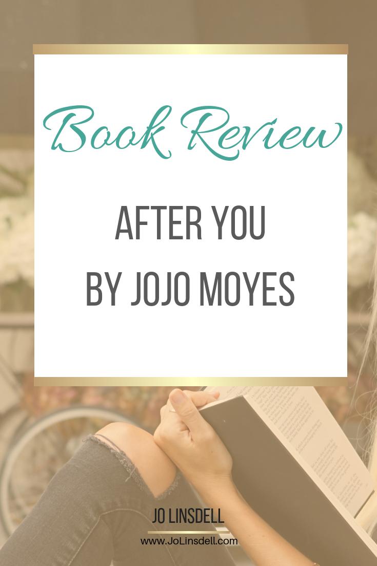 书评:在你之后,乔乔·莫耶斯著