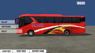Livery Es Bus Simulator ID HALMAHERA