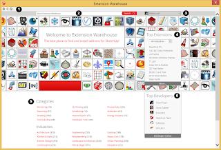 cara mengatasi toolbar sketchup selalu acak-acakan