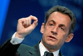 Former French president, Sarkozy arrested over Gaddafi money