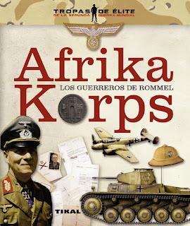 Afrika Korps Colección Tropas de Élite