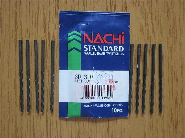 Lý do nên dùng mũi khoan sắt Nachi Nhật Bản