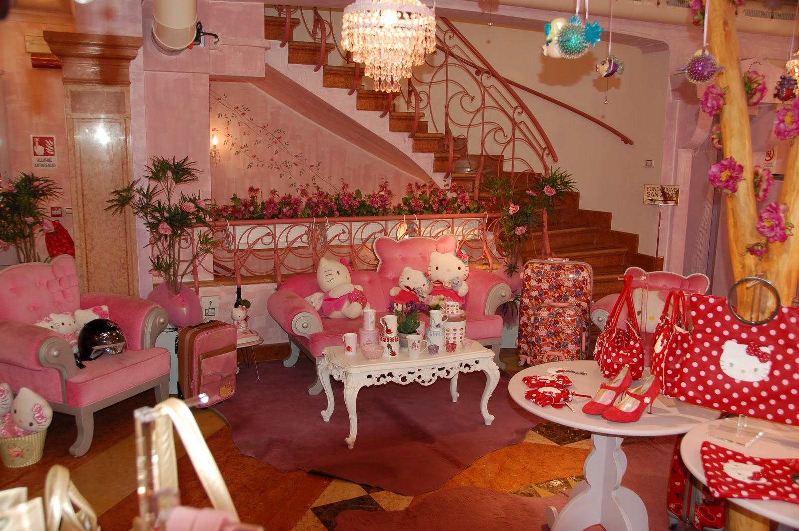 68 Foto Model Desain Ruang Tamu Hello Kitty Paling Keren Yang Bisa Anda Tiru