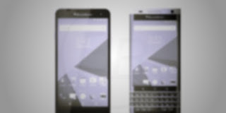 blackberry devices running around