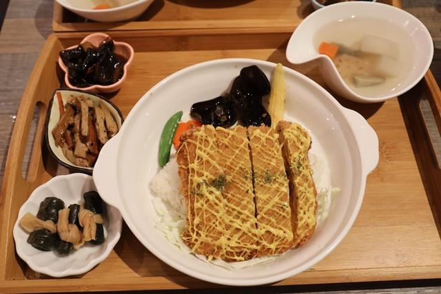 沐心蔬食~蜂蜜芥末起司朱排(奶素)