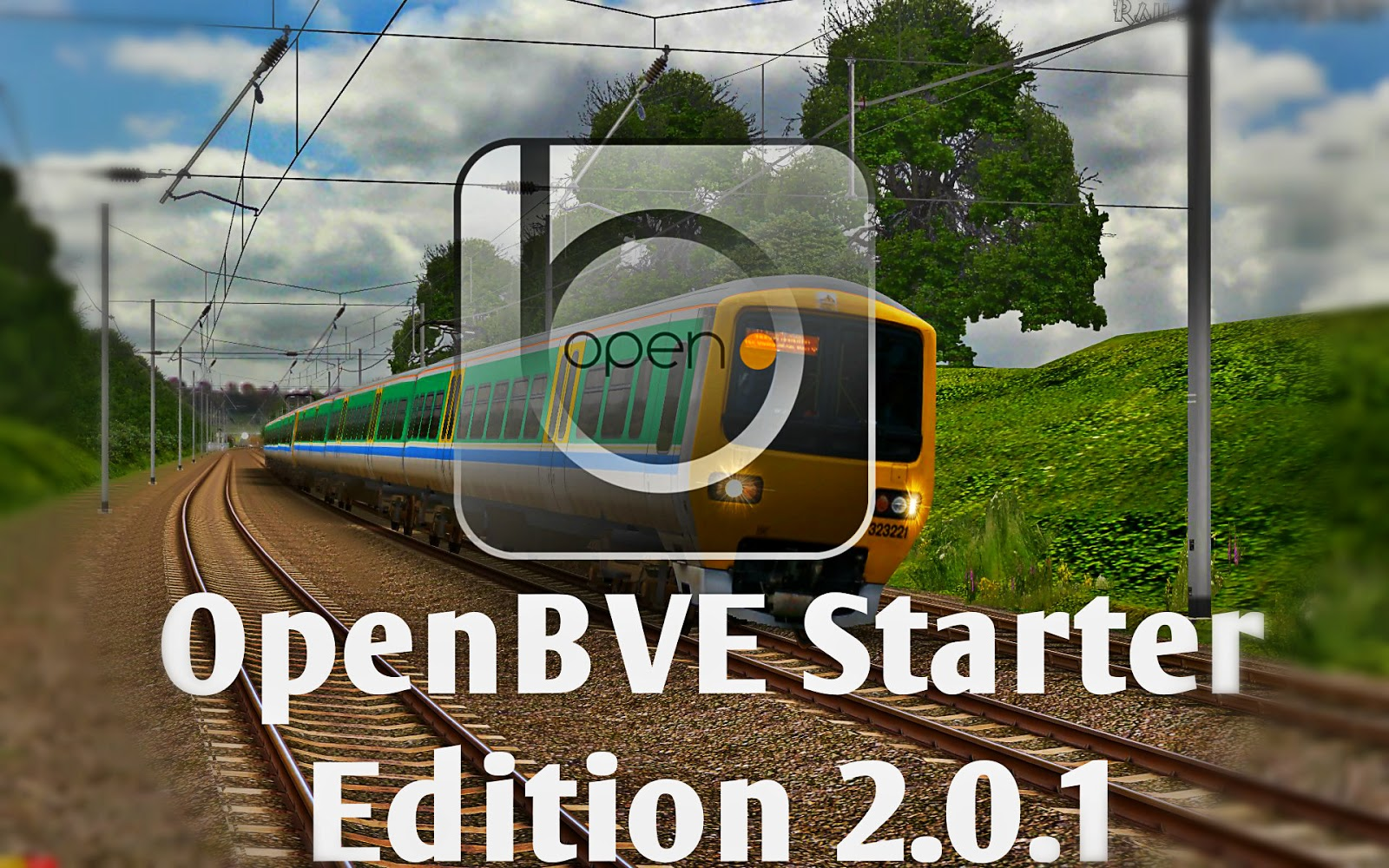 Train Driving Tutorial | OpenBVE Launchpad