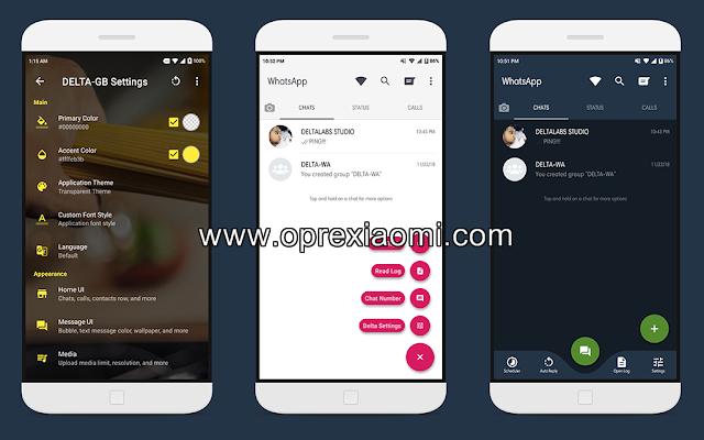 aplikasi whatsapp terbaru 2018 apk