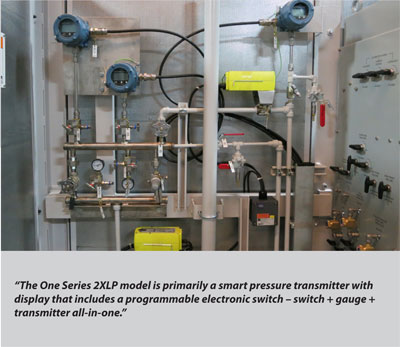 Forberg Scientific Inc: UE One Series Seal Oil Skid Cost Reduction