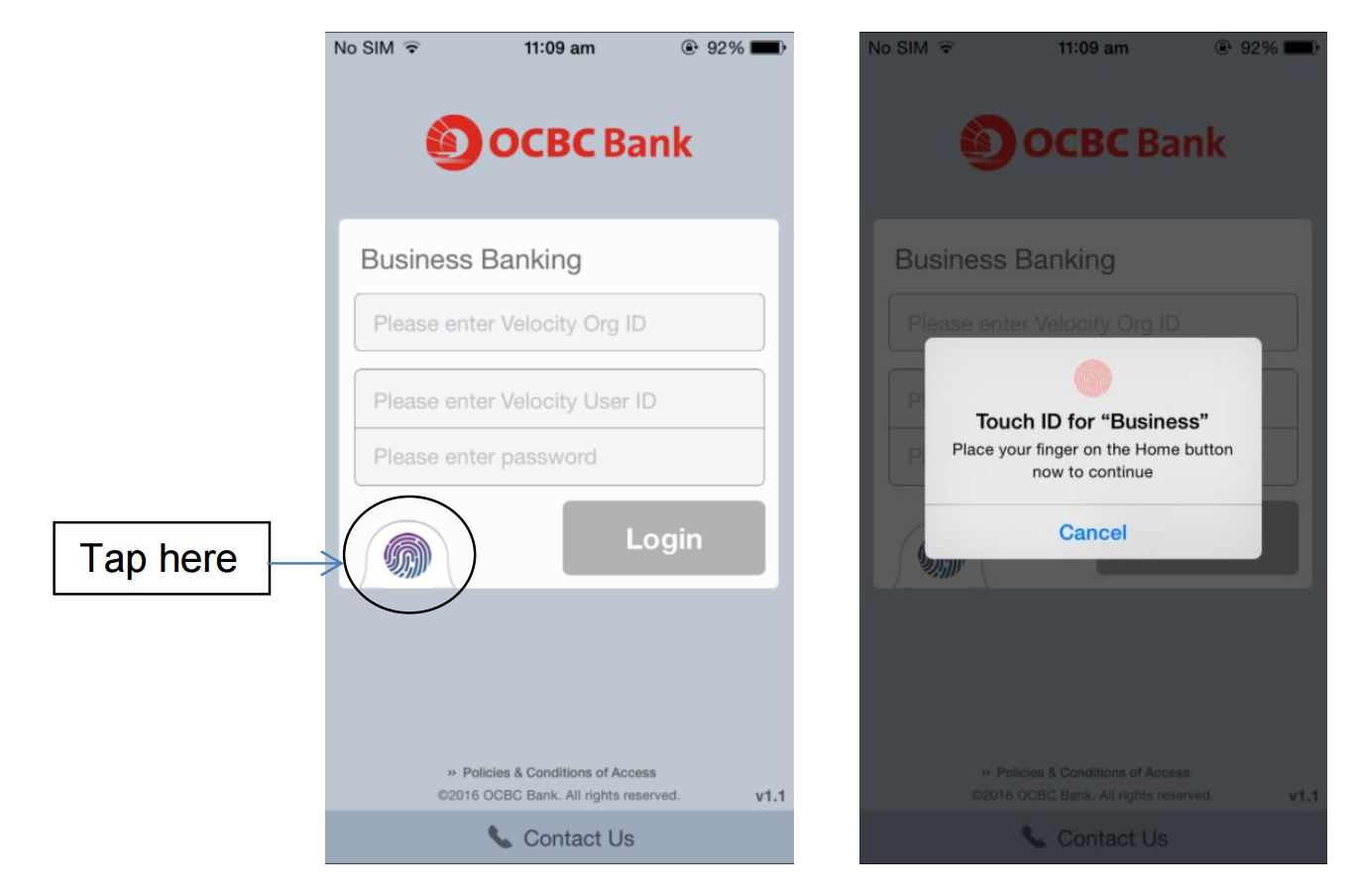 WorkSmart Asia: OCBC launches fingerprint-secured business banking ...