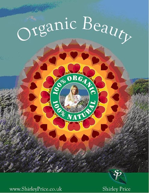 Shirley Price Go Natural with Organic Oils Campaign