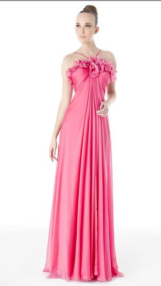 b7668d365 Colección Vestidos de Fiesta 2011 por Alma Novias   Vestidos para tu ...