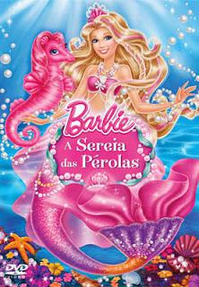 Barbie: A Sereia das Pérolas - BDRip Dublado