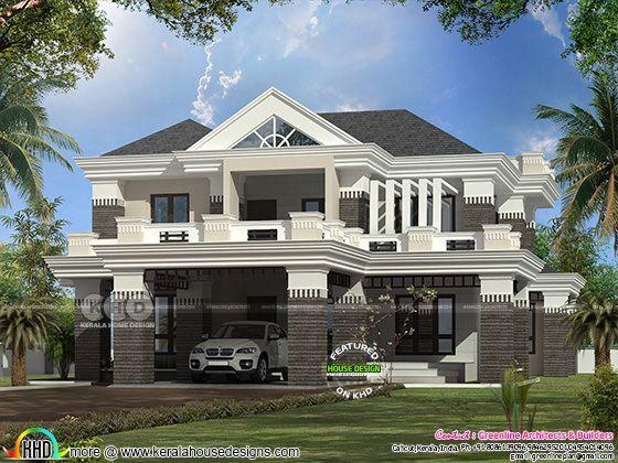 House remodeling design