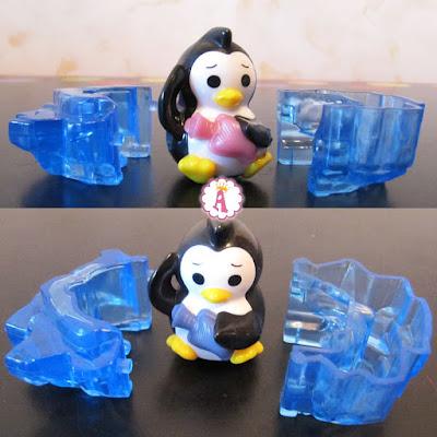 Игрушечный пингвин из Киндеров Макси 2018 года
