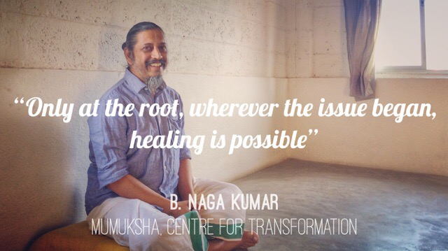 Naga Kumar, Past Life Healing Therapist