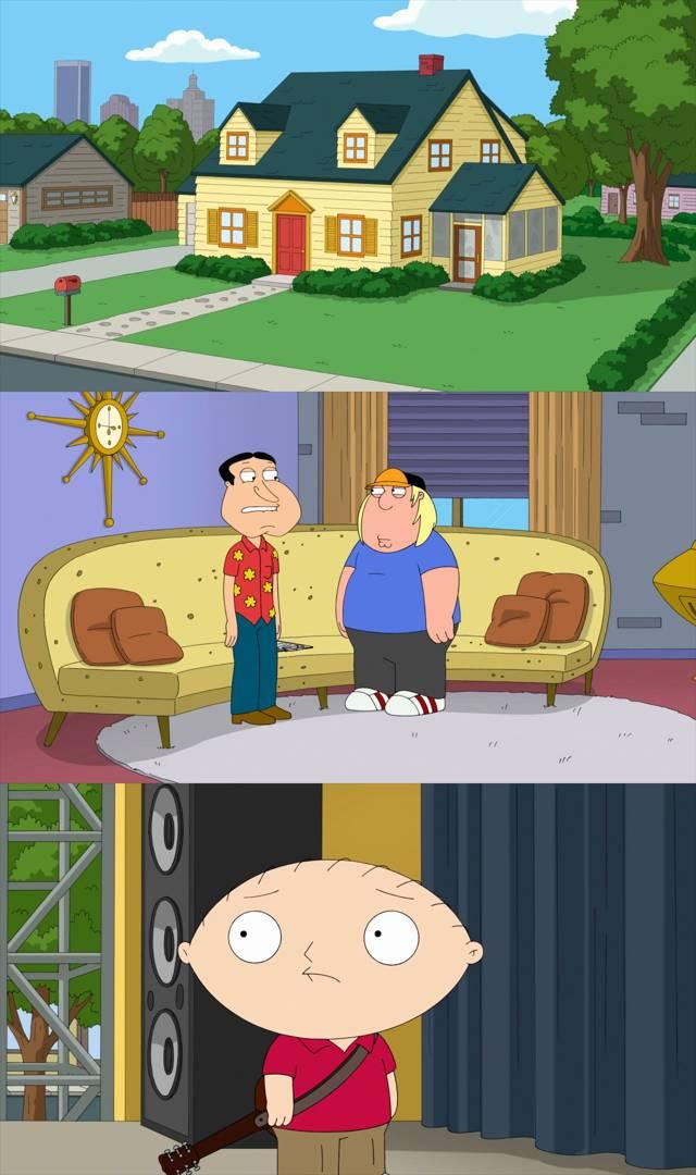 Padre de Familia Temporada 15 Completa Latino HD 720p