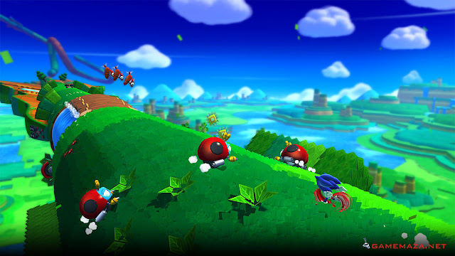 Sonic Lost World Gameplay Screenshot 2