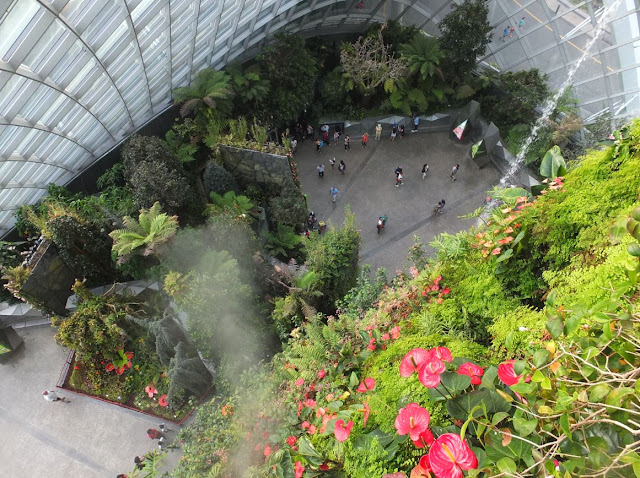 Singapore Gardens by the Bay Cloud Forest