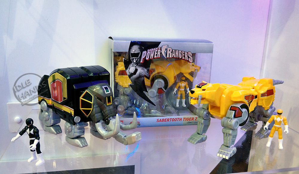 Not Toys For 2018 From Moive : Idle hands toy fair what s new with the power rangers