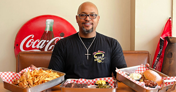 Black-owned barbecue joint