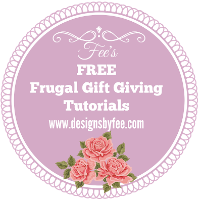 Free Frugal Gift Giving Tutorials by Fee