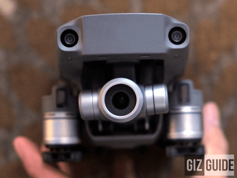 The 24-48mm optical zoom camera!