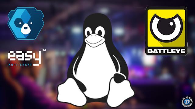 Valve negocia com empresas de anticheat e pode abrir mais portas para os jogos no Linux