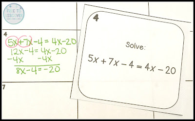 4 common misconceptions and solutions for solving linear equations