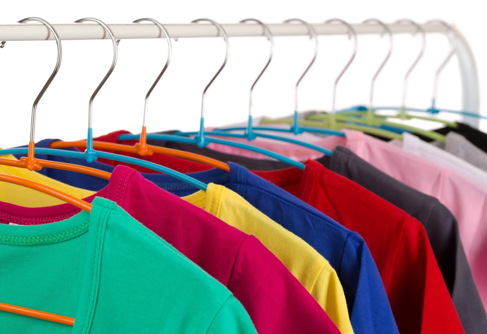 Colored Clothes How To Wash