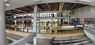 Reebok HQ - gym facilities