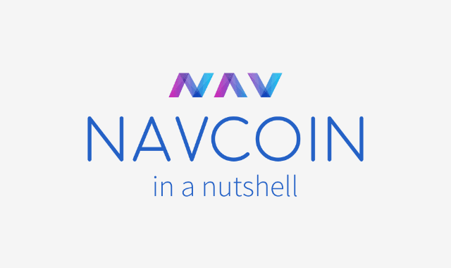 NavCoin In A Nutshell