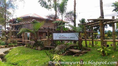 A Love Story That Gave Birth to Alomah's Place -- an Organic Farm in Manolo Fortich, Bukidnon