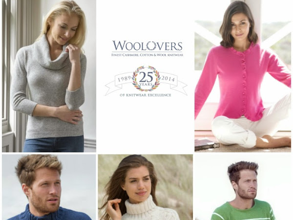 Wool Overs Celebrates 25 Years
