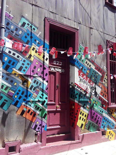 Valparaíso, calle Gálvez