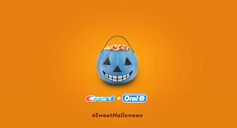 Crest Commercial 2020 Halloween Candy Gross Disgustingly Cute. No, Wait.. I Mean Disgusting AND Cute