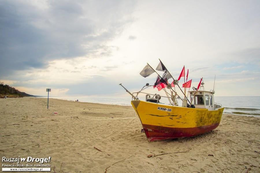 Super plaże na Mierzei Wiślanej