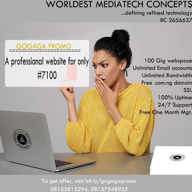 Gogaga promo